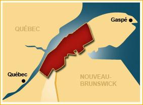 Territoire des Saveurs du Bas-Saint-Laurent