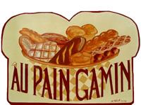 Boulangerie Artisanale Au Pain Gamin