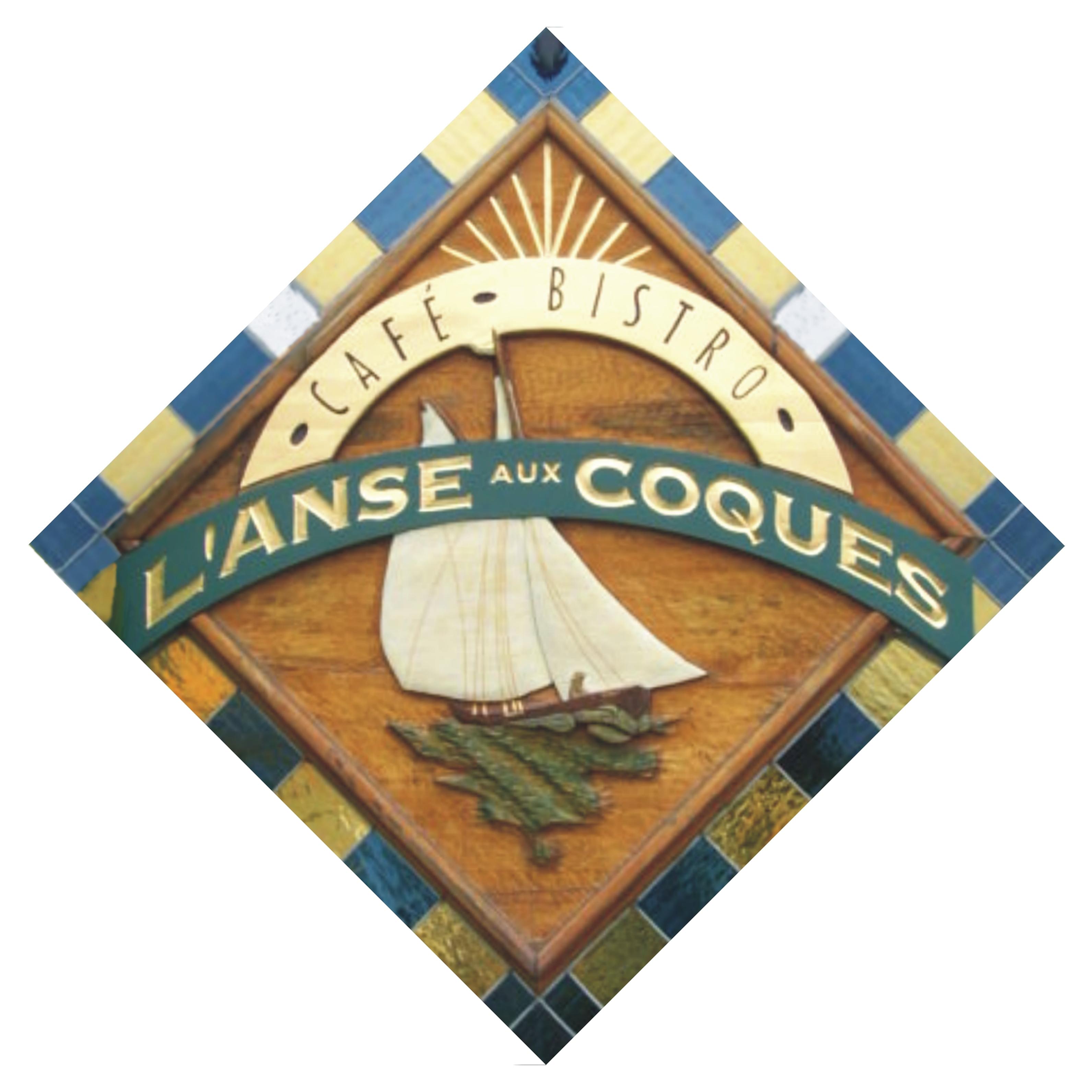 Café Bistro L'Anse-aux-coques