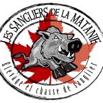 Les Sangliers de la Matanie / Cabane chez GE