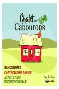 Chalet des Cabourons